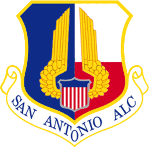 San Antonio Air Logistics Center - San Antonio Air Logistics Center - Emblem