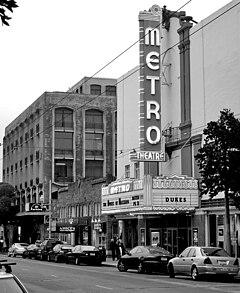 San Francisco - Metro Theatre 2005