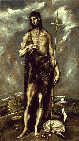 «Иоанн Креститель» (картина Эль Греко)