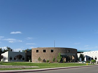 San Juan County, New Mexico - Image: San Juan County New Mexico Administration Building
