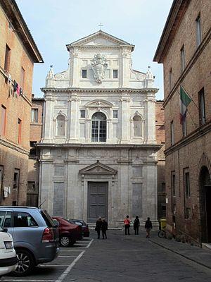 San Raimondo (Siena) - San Raimondo al Refugio