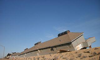 Hurricane Sandy Damaged Cars Airport