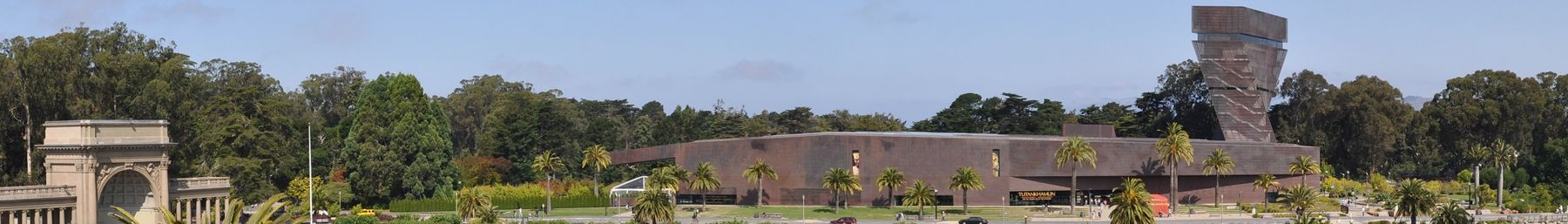 De Young Museum, Golden Gate Park