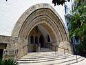 Santa Barbara Courthouse Facade Door Detail.JPG
