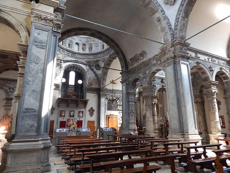File:Santa Maria dei Miracoli (Brescia) - Interno1.JPG