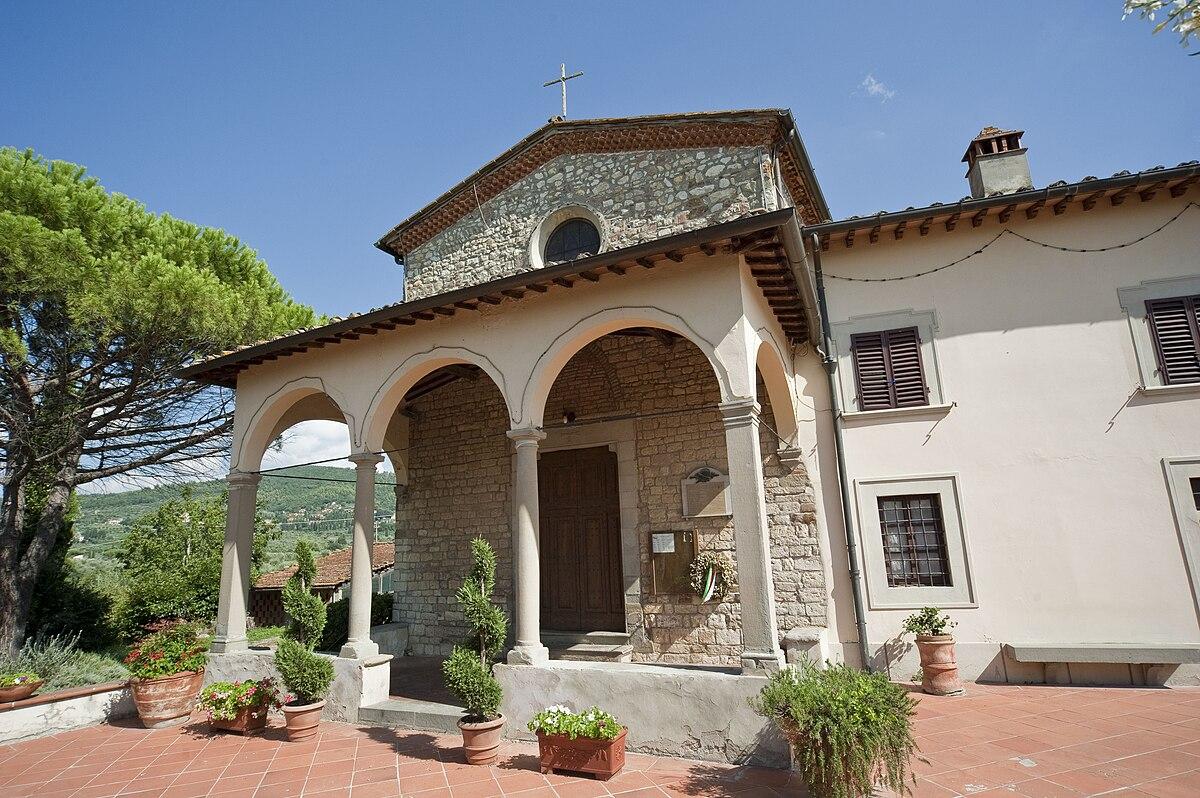 Chiesa di santa maria a quarto wikipedia