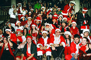 Santa Rampage 2004 (Austin)