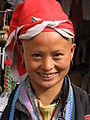 Sapa, Red Dzao girl (6223341573).jpg