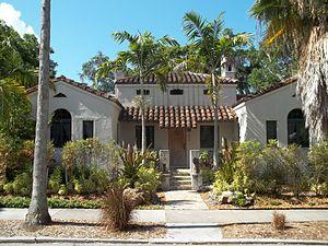 Laurel Park Historic District - Image: Sarasota FL Laurel Park HD02b