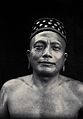 Sarawak; Tama Bulan, a native Kenyah chief. Photograph. Wellcome V0037418.jpg