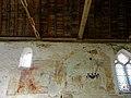 Sargé-sur-Braye (41) Église Saint-Martin Fresques Mur septentrional 01.JPG