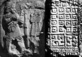 Sarre Hittite rug Burlington December 1908 p 144 The Hittite Monument of Ivriz near Eregli Showing unusual form of Swastika.jpg