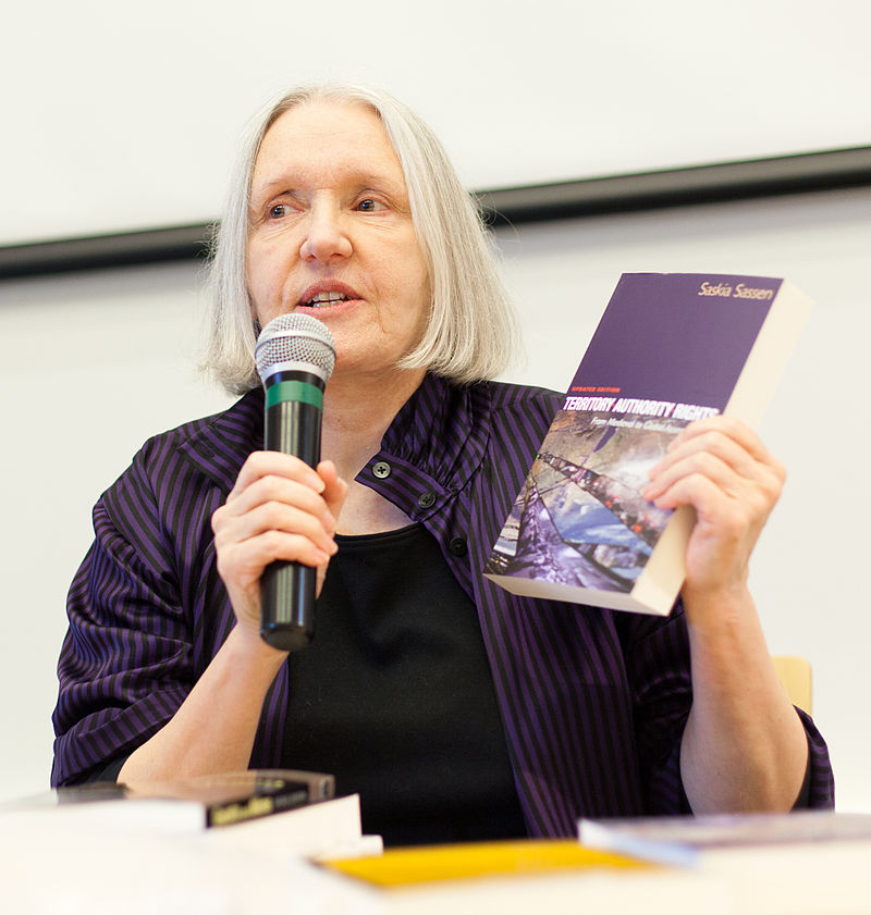 Prof Saskia Sassen, Keynote Speaker at The Migration Conference 2017