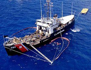 USCGC Sassafras (WLB-401) - USCGC SASSAFRAS VOSS