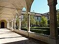 Savigliano-chiesa san pietro dei Cassinesi-chiostro3.jpg