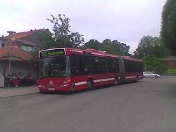 Bussforare varnad for fel benlangd