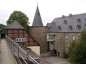 County of Bentheim - Image: Schloss Hohenlimburg Deutsches Kaltwalzmuseum 05 ies