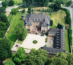 Tago Mago - Schloss Nörvenich, where Tago Mago was recorded