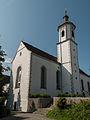 Schloss Zeil, die Pfarrkirche Sankt Maria foto3 2014-07-28 10.27.jpg