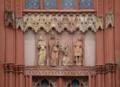 Schotten Stadt Liebfrauenkirche Portal Statuen detail f.png