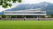 Liechtenstein-Bildung-Schulzentrum Mühleholz II in Schaan