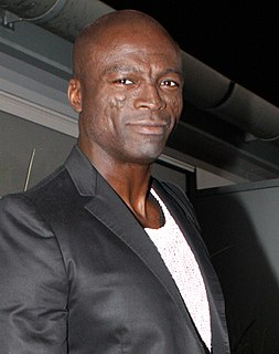 Seal (musician) English singer-songwriter from London