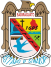 Official seal of Badiraguato Municipality