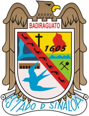 Badiraguato Municipality - Image: Seal of Badiraguato