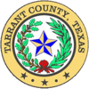 Official seal of Tarrant County