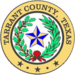 Seal of Tarrant County, Texas