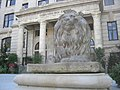 Seattle - Queen Anne High lion 01.jpg