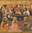 Second Master of Estopiñán - Dormition of the Virgin - Google Art Project.jpg
