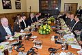 Secretaries Kerry, Carter, and Lew Share Lunch With Afghan President Ghani and CEO Abdullah Amid a Series of U.S.-Afghan Dialogues at Camp David.jpg