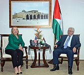 Secretary Clinton Meets With Palestinian Authority President Abbas (8224298119).jpg
