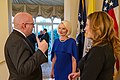 Secretary Pompeo Attends a Dinner Hosted by Ambassador Gingrich (48834374197).jpg