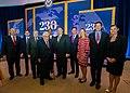 Secretary Pompeo Poses With Former Secretary Dr. Kissinger and Senior Staff (48408101427).jpg