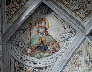 Pope Dionysius - Image: Seeon Seebruck, Kloster Seeon 23