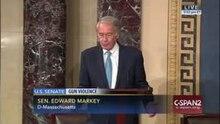 US Senators engaging in a filibuster