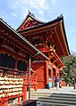 Senior shrine - Tsurugaoka Hachiman-gū - Kamakura, Kanagawa, Japan - DSC08347.JPG