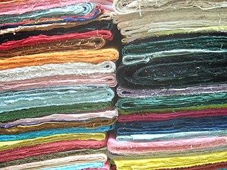 Korean paper - Image: Seoul Insadong Papers