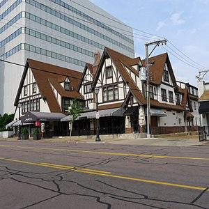 Meier and Comfort - Seven Gables Building