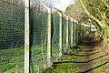Sewage works fence - geograph.org.uk - 1149659.jpg