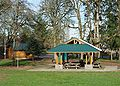 Shadywood Park picnic shelter - Hillsboro, Oregon.JPG
