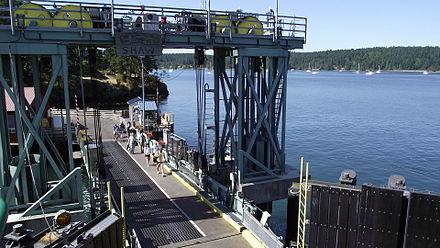 Shaw Island Ferry Schedule
