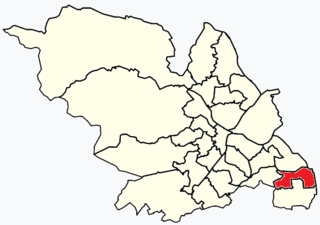 Beighton (ward) Electoral ward in the City of Sheffield, South Yorkshire, England