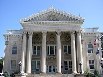 Shelby County, Kentucky - Image: Shelby county kentucky courthouse