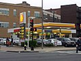 Shell gas station in Fenway Park area, Boston, MA.jpg