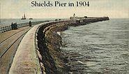 Shields Pier in 1904