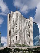 Hilton Hotel In Tokyo