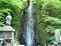 Shiraito waterfall in the foot of the Mt.Shichinen-san.JPG
